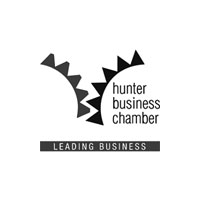 hunter business chamber logo