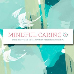 Mindful Caring Online Course