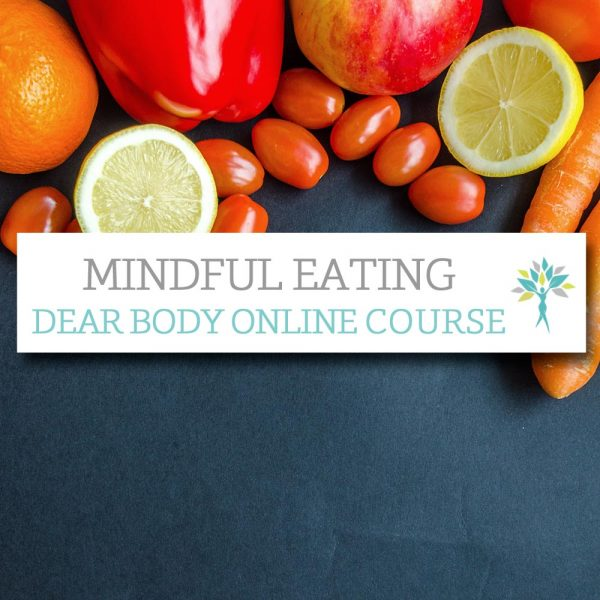 mindful eating dear body online course